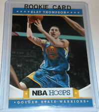 2012-13 Panini Hoops #232 Klay Thompson G Warriors RC NM-MT NBA Original Non Gra