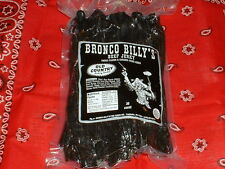 BRONCO BILLY'S  BEEF JERKY Old Country 30 Count Bulk Strips #1 Seller