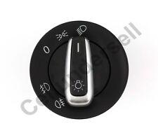 New Headlight Control Switch Fog Light For VW Passat CC B6 Jetta Golf MK5 MK6