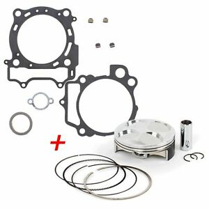 NEW TOP END REBUILD KIT (A) KAW KLF300B 2WD 89-03 from Moto Heaven