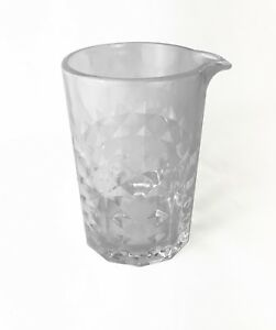 550ml Heavy Duty Japanese Cocktail Mixing Glass with pouring lip Dishwasher Safe