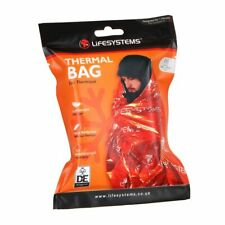Lifesystems Thermal Bag Survival Kit Hiking Waterproof Windproof D.O.E