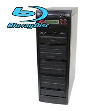 SySTOR MultiMedia Center - 1-7 USB/SD/CF/MS Flash to CD DVD Blu-ray Duplicator