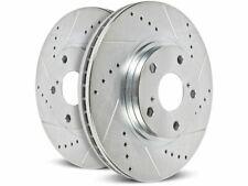For 2009-2015 Lexus IS250 Brake Rotor Set Front Power Stop 25261VZ 2012 2010