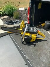 Vintage McCulloch 10-10 Automatic Chain Saw Runs Great