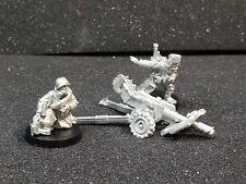 Warhammer 40K Imperial Guard VALHALLAN lascannon oop