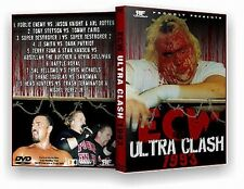 ECW Wrestling: Ultra Clash 1993 DVD-r, Terry Funk Abdullah the Butcher Sandman