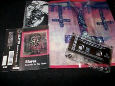 SLAYER SEASONS IN THE ABYSS MC 1990