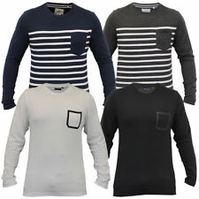 Cotton Striped Regular Size T-Shirts for Men