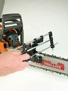 Precision Chainsaw Chain Sharpener / Filing Guide - by Oregon 557849 / 23736A
