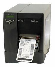 Zebra S4M S4M3N-2501-4100D Direct Thermal Barcode Print Parallel USB Peel Rewind