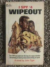 I SPY #4 Wipeout 1st 1967 Robert Culp Bill Cosby John Tiger Great Cover Art