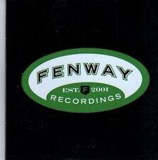 (DE480) Read Yellow, Radios Burn Faster - 2004 DJ CD