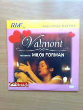 DVD Valmont - Milos Forman*Meg Tilly*Fairuza Balk*Jeffrey Jones*Henry Thomas