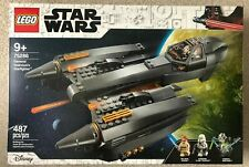 NEW SEALED Lego 75286 Star Wars General Grievous's Starfighter SHIPS FAST!