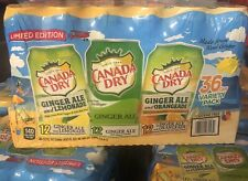 Canada Dry, USA Import, 36 x 355 ml. Dosen