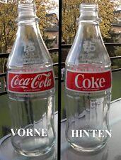 Alte Coca Cola Flasche (Dicke Berta) von ca 1980