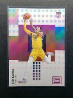 2017-18 Panini Status Kyle Kuzma RC, Rookie Card Holo, Los Angeles Lakers