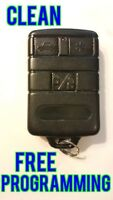 CLEAN ICD KEYLESS ENTRY REMOTE CONTROL FOB ALARM CLICKER TRANSMITTER J5523518T1