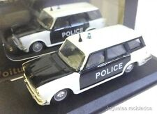 1/43 SIMCA 1500 POLICE ELIGOR DIECAST MODEL CAR