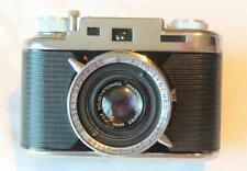 BOLSEY MODEL B3 WITH BOLSEY-STEINHEIL 45mm f=2.8 lens, VERY RARE.