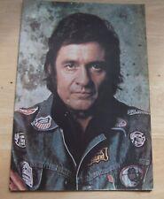 JOHNNY CASH JUNE CARTER SEPT 1975 EUROPEAN TOUR AUTUMN PROGRAMME LONDON RARE