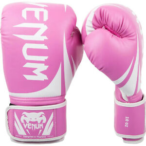 Venum Challenger 2.0 Boxing Gloves - 8 oz - Pink