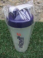 Nuevo ~ Zipvit bebida Coctelera Correr Triatlón Gimnasio Body Building Ciclismo ~ 700ml