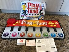 Play That Tune: Musical Playmat Game