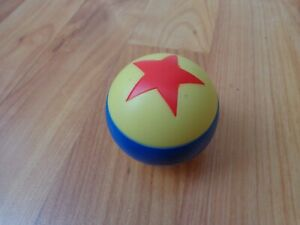 RARE ORGINAL 5CM DISNEY TOY STORY LUXO PIXAR BALL TOY FIGURE