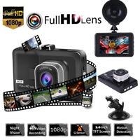 "3.0"" 1080P Dash Cam Car Vehicle Dashboard DVR Camera Video Recorder G-Sensor GPS"
