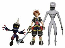 Kingdom Hearts Action Figures Sora Dusk Soldier 15 cm Diamond Select Toys