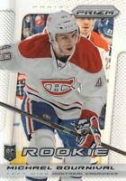 2013-14 Panini Prizm Prizms Refractor #360 Michael Bournival Montreal Canadiens