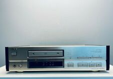 SONY CDP-X777es - Stereo Compact Disc Player - Gold edition with wood panels