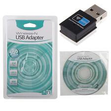 Mini 300Mbit Wireless USB2.0 WLAN Adapter WiFi Dongle IEEE 802.11b/g/n Netzwerk