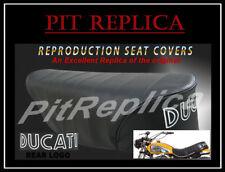 DUCATI SCRAMBLER 250 350 450 1968 69 70 71 72 73 74 75 1976 SEAT COVER [ZCRV]