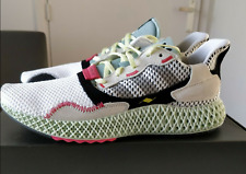NEW IN BOX Adidas ZX 4000 4D Futurecraft Consortium White Grey B42203 Size 8.5