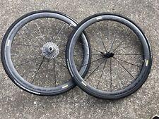 Mavic Cosmic Carbone Elite 40 Clincher Wheelset Shimano
