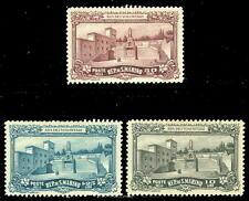 San Marino 1927 Ara Dei Volontari  CEI MH 134-136 €34,00 USD $37.00