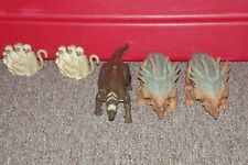 2000 McDonalds Dinosaur Lot of 5 (3 different) Happy Meal toys