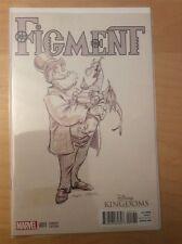 FIGMENT 1, NM (9.4 - 9.6), 1ST PRINT, 1:50 VARIANT, DISNEY KINGDOMS