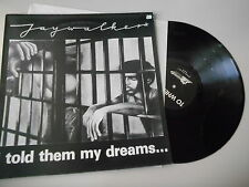 LP PUNK Jay Walker-I told them My Dreams (6) canzone Aural Exciter ch