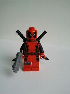 Fig Lego Marvel sh032 Deadpool 6866 de 2012 X Men Avengers New