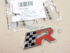 New Genuine SEAT Ibiza Leon Toledo Rear 'R' Badge Emblem 1ML853687