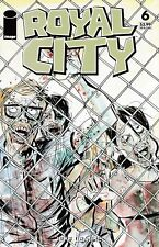 ROYAL CITY (2017) #6 - Walking Dead Tribute Cover - New Bagged