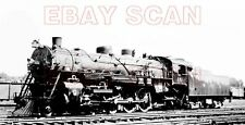 8H684 JUNK NEG/RP 1940 WESTERN RAILWAY OF ALABAMA 4-8-2 LOCO #181 ATLANTA GA