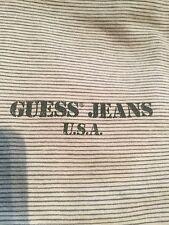 90s VTG GUESS USA Striped Long Sleeve Shirt Hip Hop  ASAP Size XXL