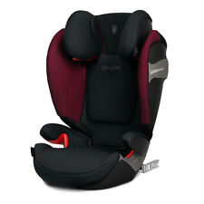 CYBEX Solution S-Fix Ferrari Victory Black - black