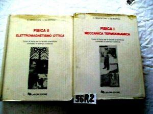 FISICA I MECCANICA TERMODINAMICA FISICA II EIETTROMAGNETISMO OTTICA (56A2)