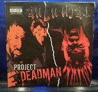 Project: Deadman & Tech N9ne - CD Sampler project prozak pdm horrorcore bedlam